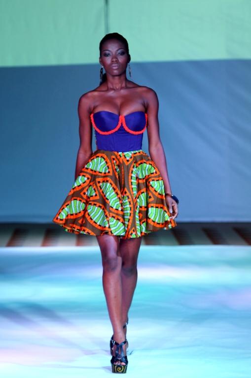 2012 Ghana Fashion Design Week Duaba Serwa