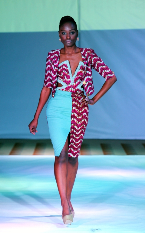 2012 Ghana Fashion Design Week Duaba Serwa Bellanaija