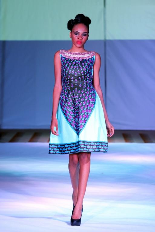 2012 Ghana Fashion Design Week Jil Boutique