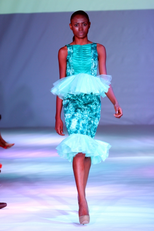 2012 Ghana Fashion Design Week Mina Evans