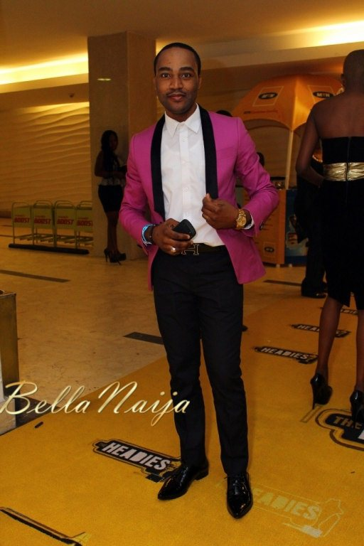 Bn Red Carpet Fab Fashion Awards 2016: BN Red Carpet Fab: The 2012 Headies (Hip Hop World Awards