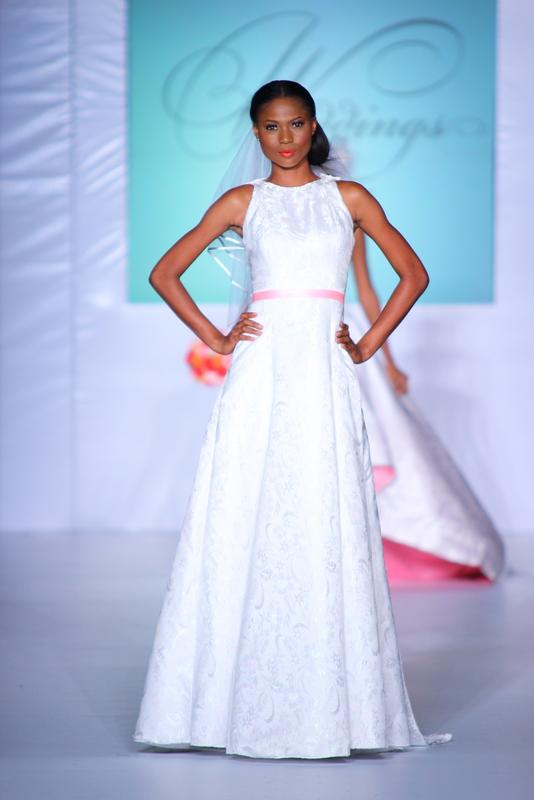 Mai Atafo Wedding 2017 Mtn Lagos Fashion Design Week Inspired
