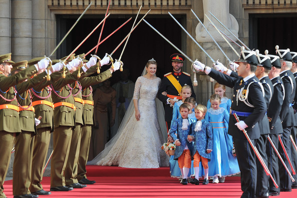 Stephanie de Lannoy & Prince Guillaume of Luxembourg Royal Wedding  - October 2012 - BellaNaija196
