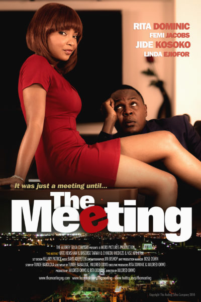 Image result for the meeting nollywood