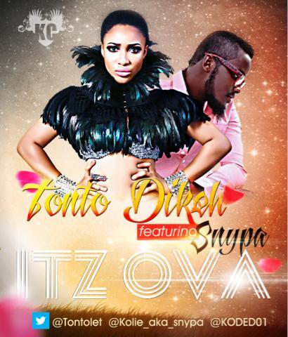 Tonto Dikeh Feat. Synpa - Itz Ova