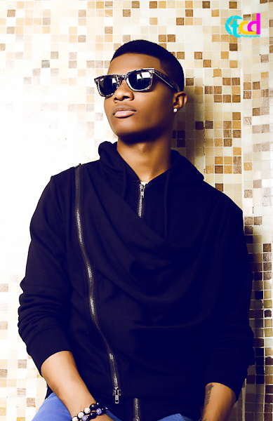 Wizkid on BellaNaija