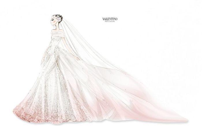 Valentino Wedding Dresses 56 Perfect Photo