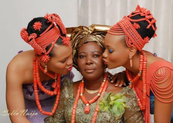 Ehi Ade Traditional Wedding November 2012 BellaNaija034 Esan (Ishan) People: Ancient Warriors, Highly Homogeneous And Vibrant Educated People In Edo State Of Nigeria