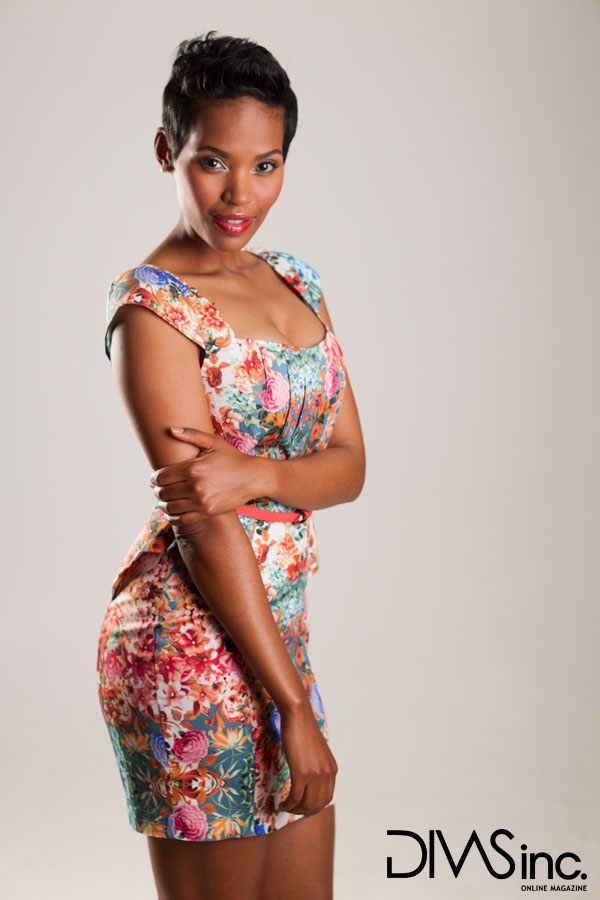 Pan African Star On The Rise South African Actress Gail