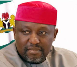 Governor Rochas Says President Buhari's Visit to Germany Was Not for Medical Engagements