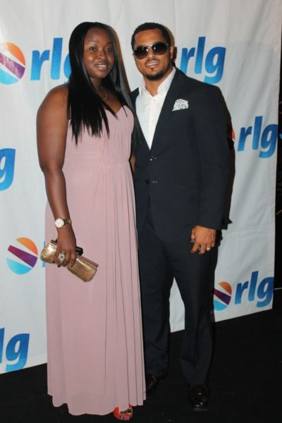 Van Vicker & his wife