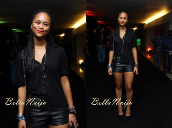 BN Red Carpet Fab Chris Brown Concert Lagos  - December 2012 - BellaNaija000