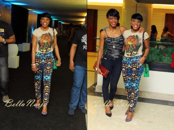BN Red Carpet Fab Chris Brown Concert Lagos  - December 2012 - BellaNaija000000
