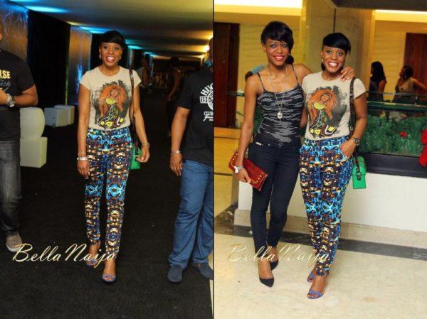 BN Red Carpet Fab Chris Brown Concert Lagos  - December 2012 - BellaNaija000000