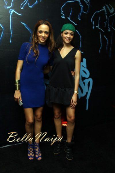 BN Red Carpet Fab Chris Brown Concert Lagos  - December 2012 - BellaNaija001