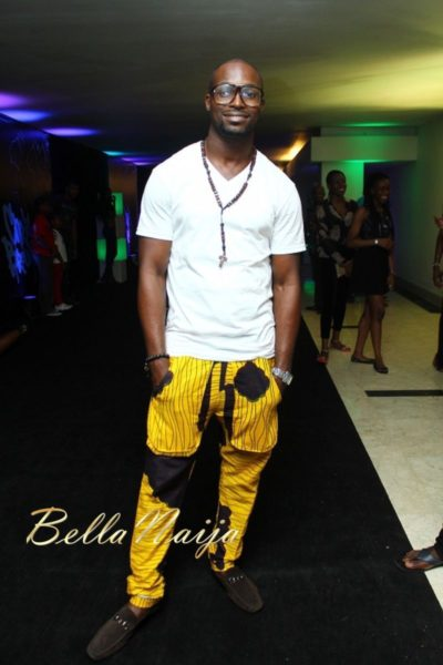 BN Red Carpet Fab Chris Brown Concert Lagos  - December 2012 - BellaNaija009