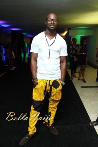 BN Red Carpet Fab Chris Brown Concert Lagos  - December 2012 - BellaNaija009