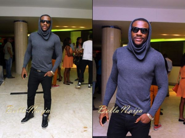 BN Red Carpet Fab Chris Brown Concert Lagos  - December 2012 - BellaNaija01