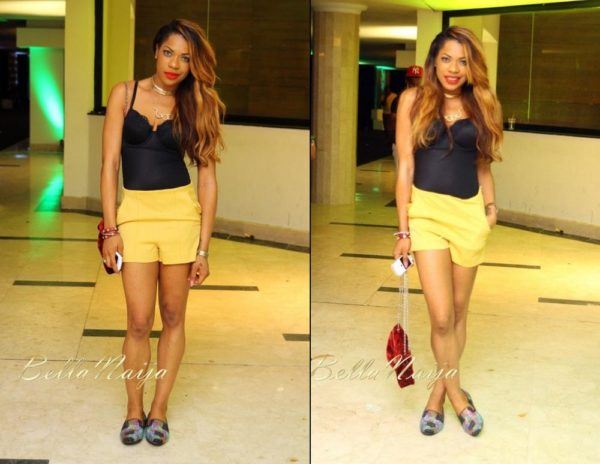 BN Red Carpet Fab Chris Brown Concert Lagos  - December 2012 - BellaNaija03