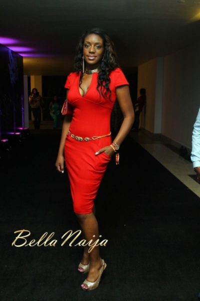 BN Red Carpet Fab Chris Brown Concert Lagos  - December 2012 - BellaNaija043