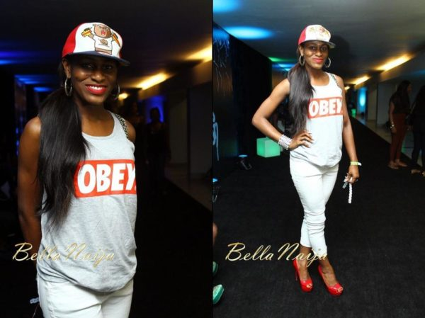 BN Red Carpet Fab Chris Brown Concert Lagos  - December 2012 - BellaNaija06