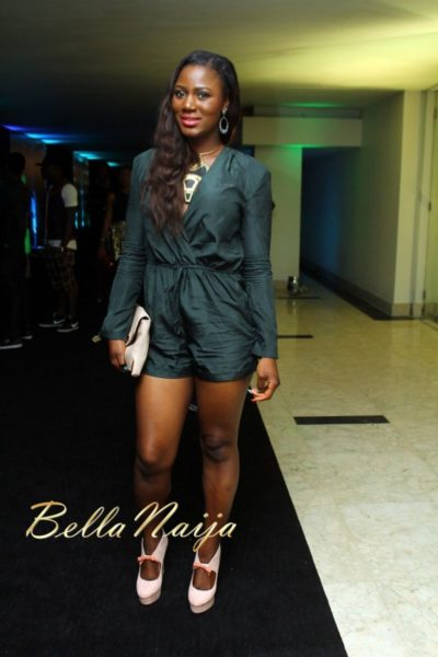 BN Red Carpet Fab Chris Brown Concert Lagos  - December 2012 - BellaNaija070