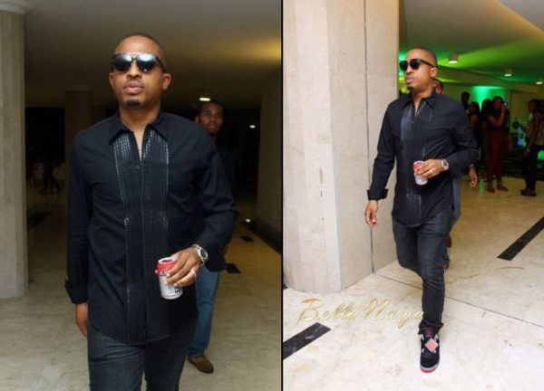 BN Red Carpet Fab Chris Brown Concert Lagos  - December 2012 - BellaNaija10