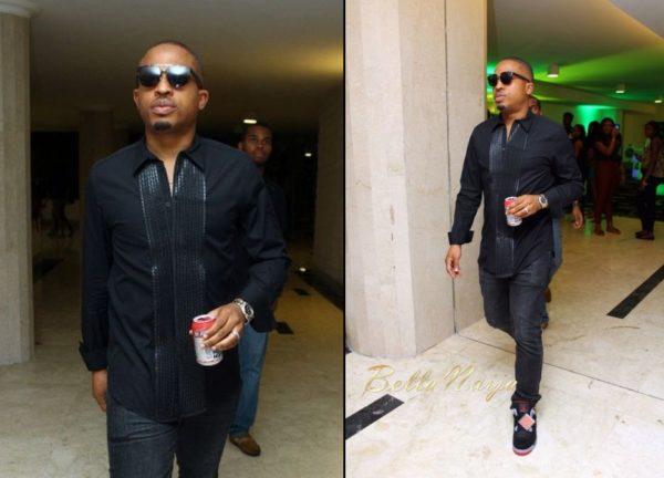 BN Red Carpet Fab Chris Brown Concert Lagos  - December 2012 - BellaNaija10