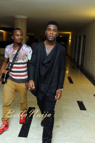 BN Red Carpet Fab Chris Brown Concert Lagos  - December 2012 - BellaNaija118