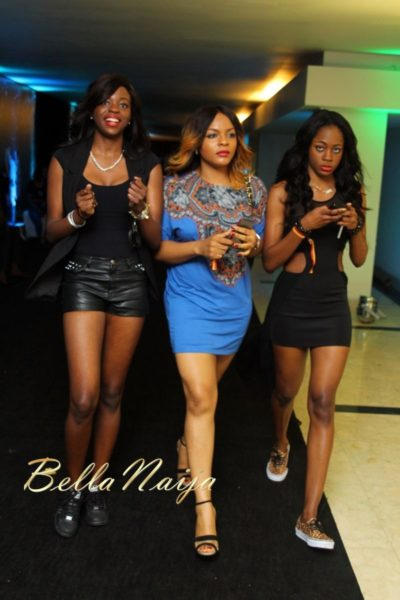 BN Red Carpet Fab Chris Brown Concert Lagos  - December 2012 - BellaNaija142