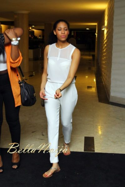 BN Red Carpet Fab Chris Brown Concert Lagos  - December 2012 - BellaNaija160