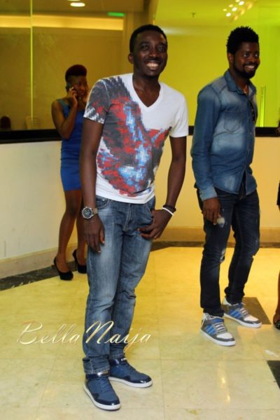Bovi & Basketmouth