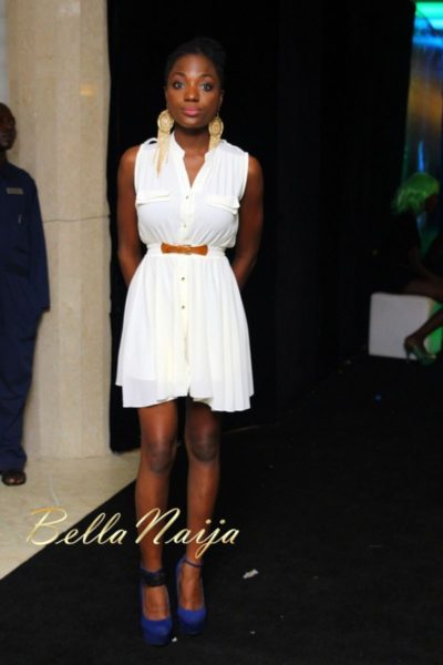 BN Red Carpet Fab Chris Brown Concert Lagos  - December 2012 - BellaNaija171