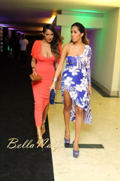 BN Red Carpet Fab Chris Brown Concert Lagos  - December 2012 - BellaNaija187