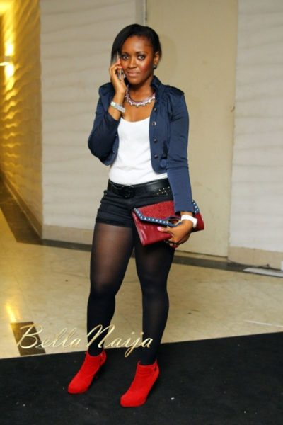 BN Red Carpet Fab Chris Brown Concert Lagos  - December 2012 - BellaNaija236