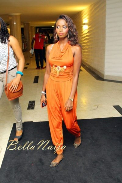 BN Red Carpet Fab Chris Brown Concert Lagos  - December 2012 - BellaNaija263