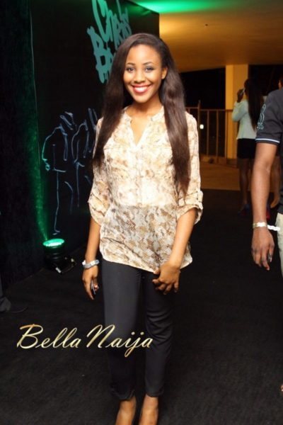 BN Red Carpet Fab Chris Brown Concert Lagos  - December 2012 - BellaNaija267