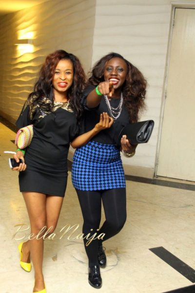 BN Red Carpet Fab Chris Brown Concert Lagos  - December 2012 - BellaNaija302