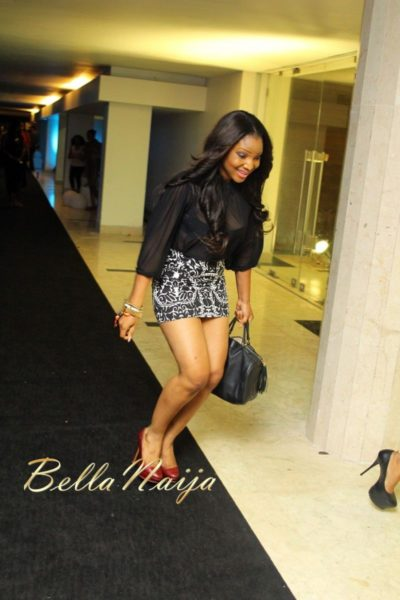 BN Red Carpet Fab Chris Brown Concert Lagos  - December 2012 - BellaNaija304