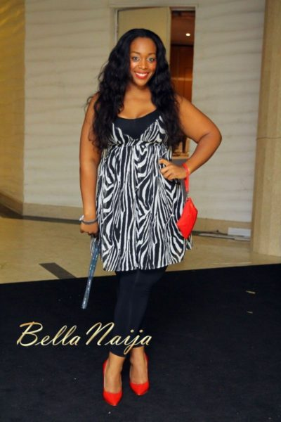 BN Red Carpet Fab Chris Brown Concert Lagos  - December 2012 - BellaNaija308