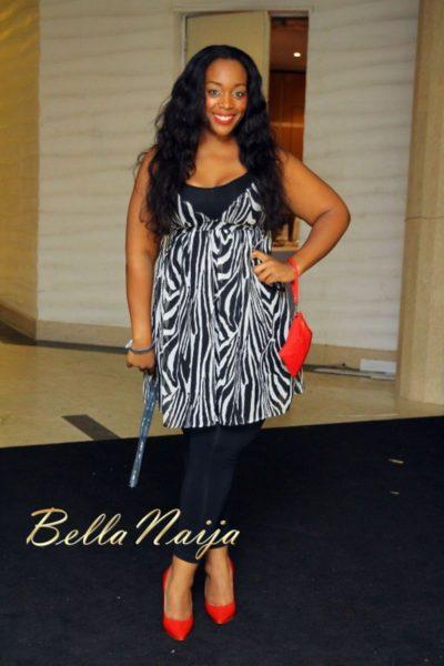 BN Red Carpet Fab Chris Brown Concert Lagos  - December 2012 - BellaNaija308