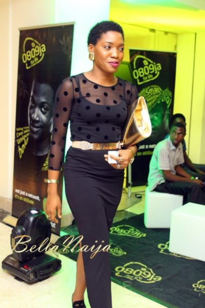 BN Red Carpet Fab Chris Brown Concert Lagos  - December 2012 - BellaNaija319