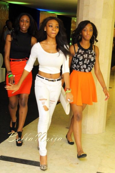 BN Red Carpet Fab Chris Brown Concert Lagos  - December 2012 - BellaNaija321