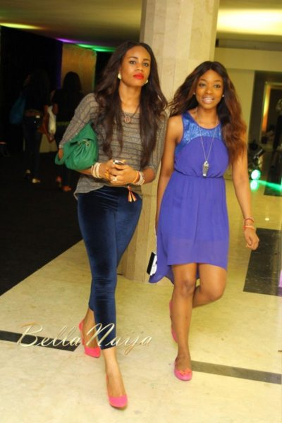 BN Red Carpet Fab Chris Brown Concert Lagos  - December 2012 - BellaNaija324