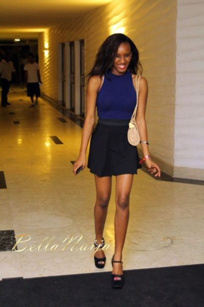BN Red Carpet Fab Chris Brown Concert Lagos  - December 2012 - BellaNaija326