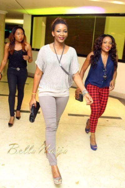 Chinny  Onwugbenu, Genevieve Nnaji & Onyinye  Onwugbenu