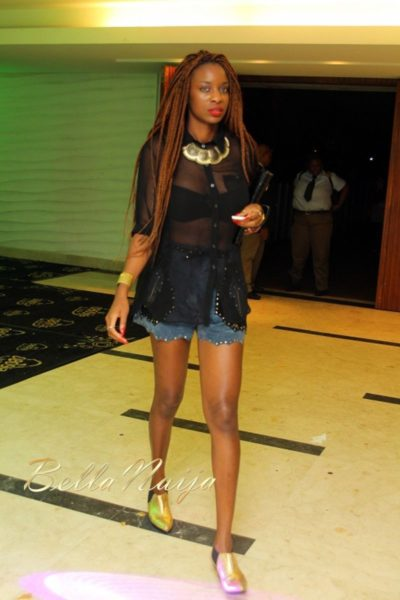 BN Red Carpet Fab Chris Brown Concert Lagos  - December 2012 - BellaNaija377