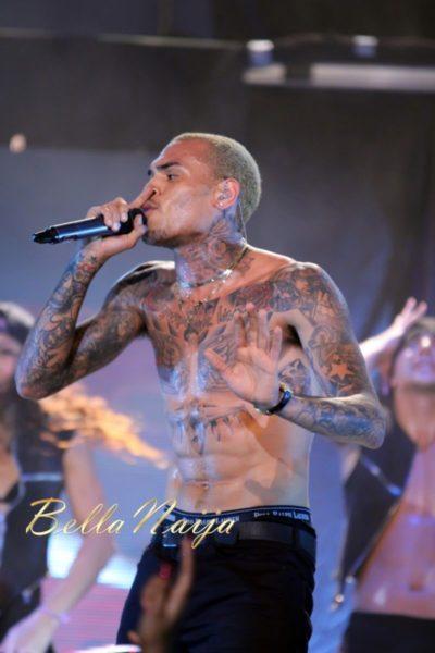 BN Red Carpet Fab Chris Brown Concert Lagos  - December 2012 - BellaNaija394