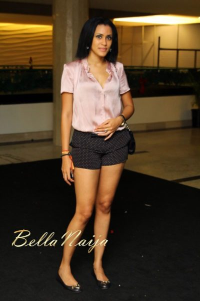 BN Red Carpet Fab Chris Brown Concert Lagos  - December 2012 - BellaNaija436