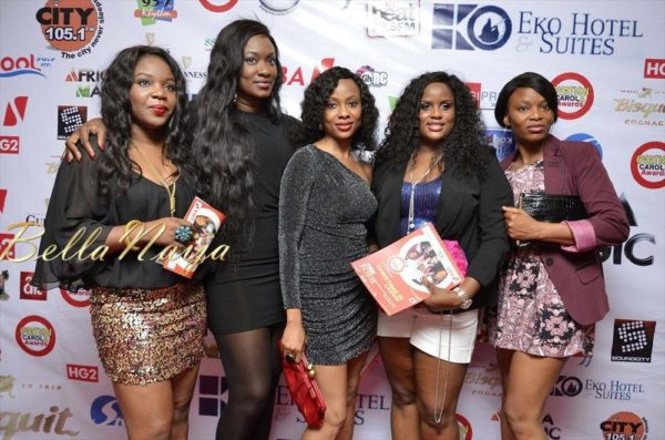 BN Red Carpet Fab_ Ovation Red Carol 2012 - December  2012 - BellaNaija100